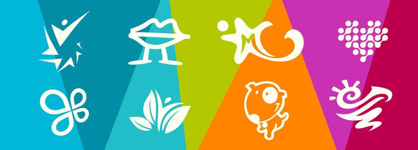 """Logotipo Para 15 Anos: Diseño De Logotipos: Cómo Diseñar Un Logotipo """"Alegre"""