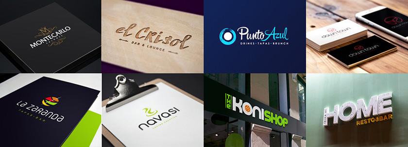 7 Tipos De Delineado Modernos Y Originales: Diseño De Logotipos: Cómo Diseñar Logotipos Para Bares