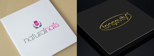 Diseño de logotipos realizados para empresas de estética ...