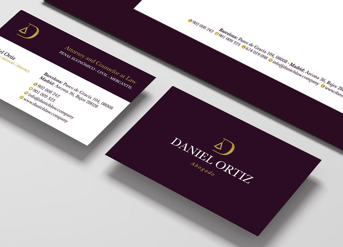 Galería De Logotipos Daniel Ortiz