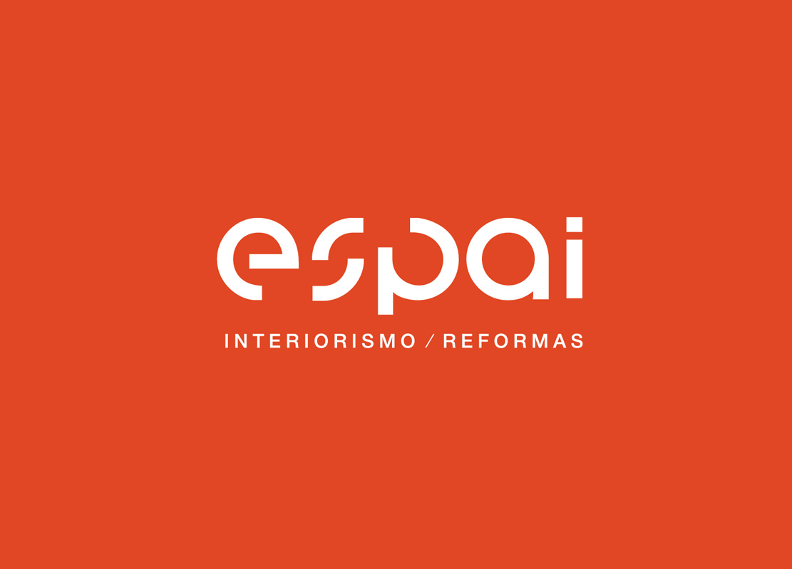 Dise o de logotipo para espai logoestilo - Empresa diseno de interiores ...