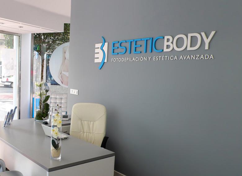 Dise o de logotipo para estetic body logoestilo - Nombres de centros de estetica ...