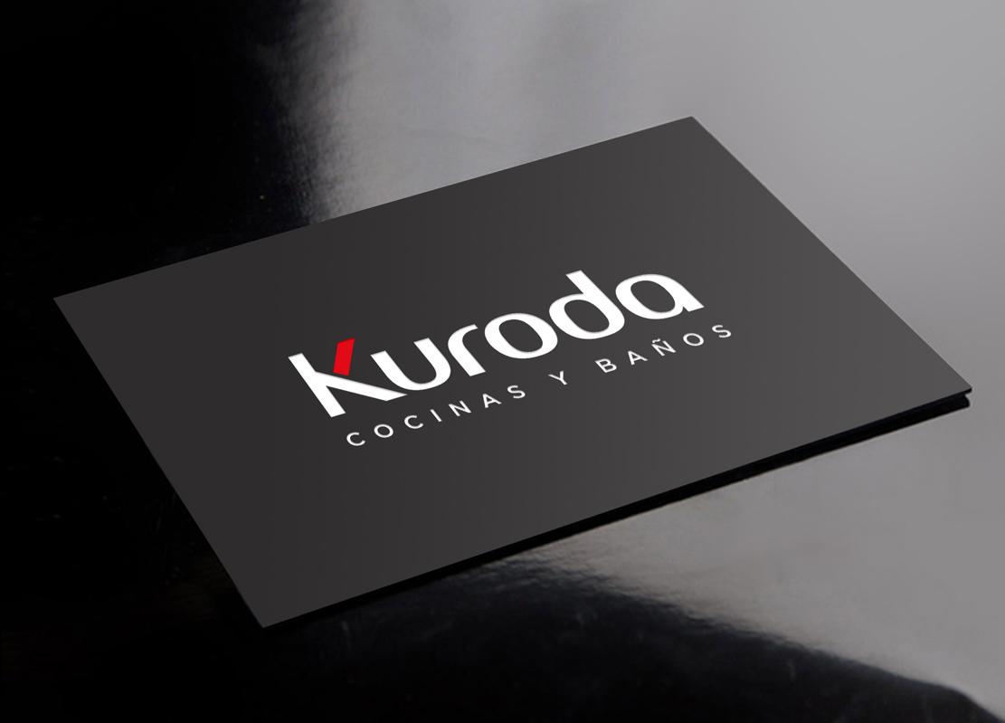 Diseño de logotipo para Kuroda - Logoestilo