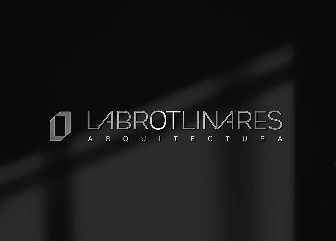 Dise o de logotipo para labrot linares logoestilo for Estudios de arquitectura famosos