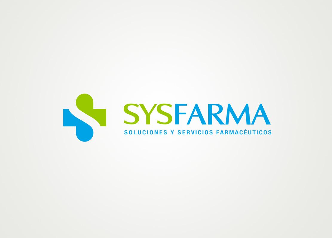 Diseño De Logotipo Para Sysfarma Logoestilo